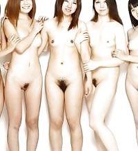Nude Japanese Teen